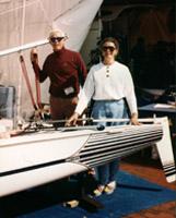 Frank and Rhoda