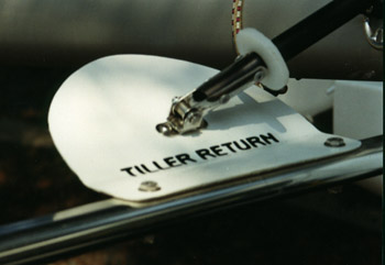 IFG's Telescoping Tiller with Tiller Return™